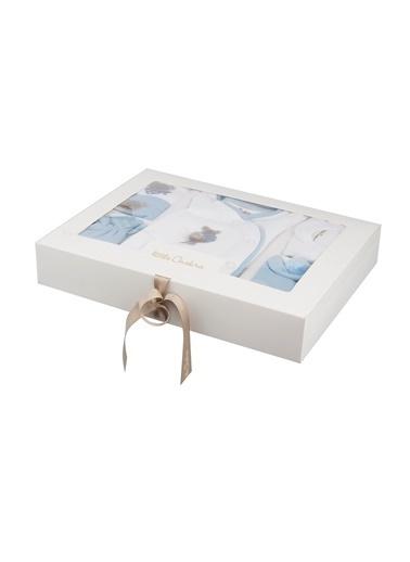 Chakra Bear3 Newborn Set Beyaz